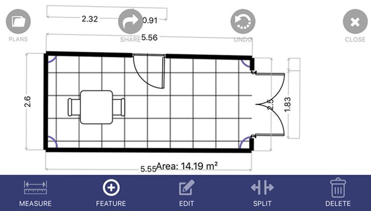 Floor Plan App™